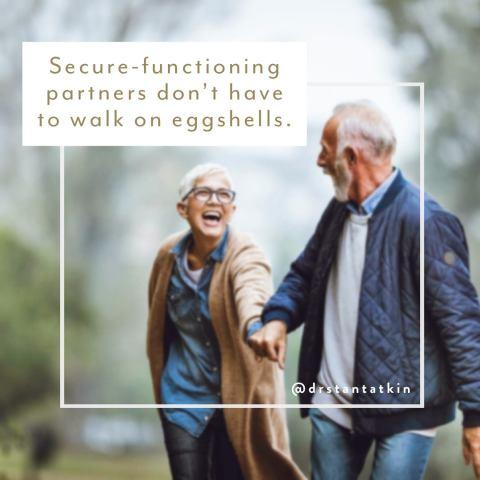 Tryggt fungerande relationer